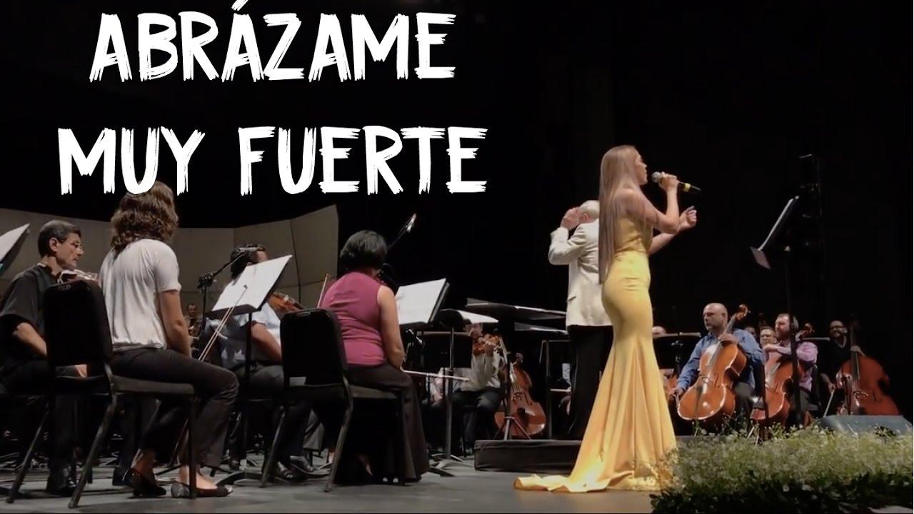 Abrázame muy fuerte - Juan Gabriel (Carolina Ross cover)