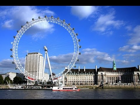 London Eye Travel Tour Destinations | London Eye Attractions Video 2015