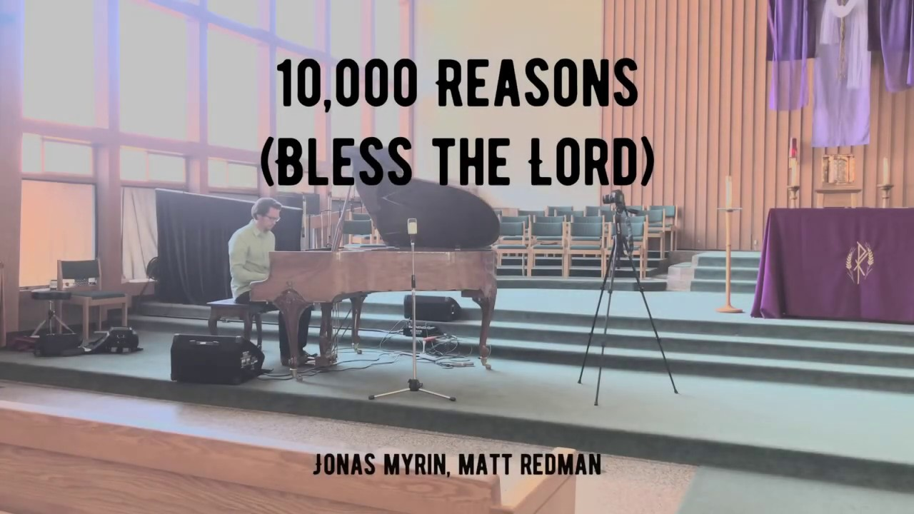 10,000 Reasons (Bless the Lord)_Piano Solo