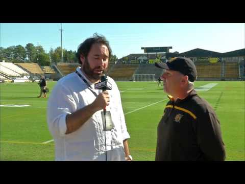 Kennesaw State vs North Florida Post Game Rob King Interview
