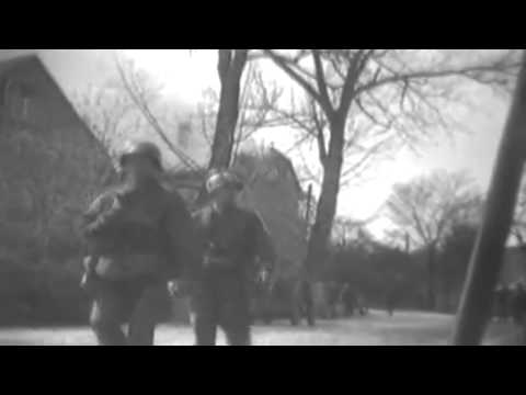 WW2 U.S. Army 89th Division Enter Arnstadt, Germany, 4/12/1945 (full)