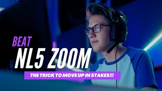 How to beat PokerStars NL5 Zoom Theory Coaching Part I