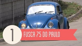 Fusca 75 Do Paulo