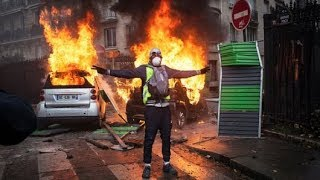 Why is the media ignoring the riots in France??