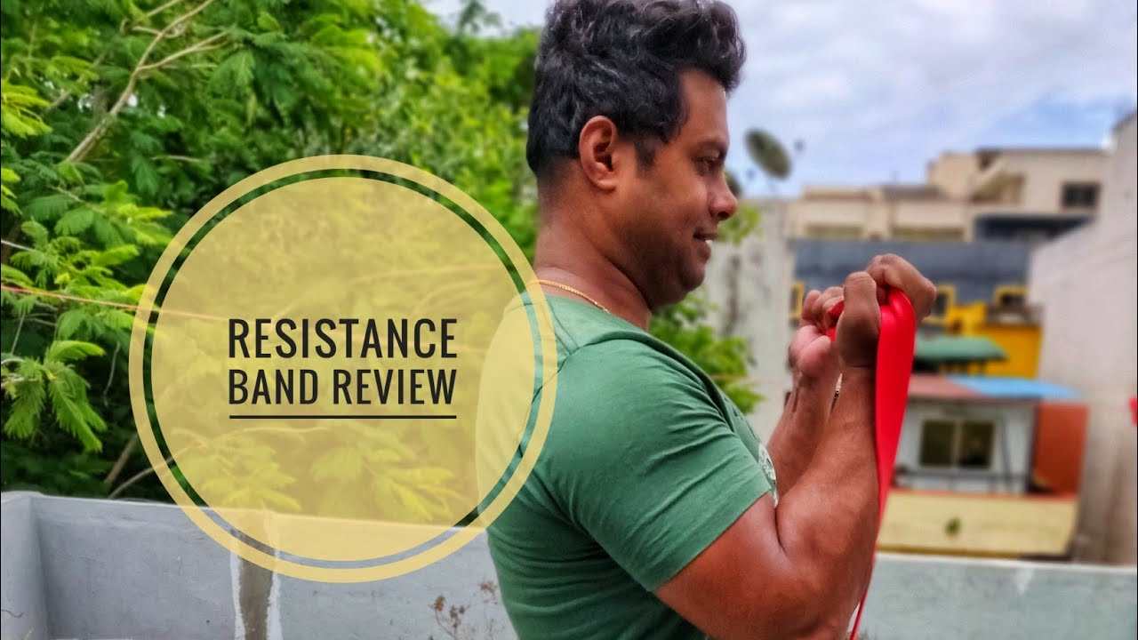 Domyos Resistance Band 45 kgs  Review