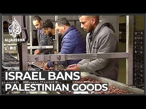 Israel blocks Palestinian agricultural exports via Jordan