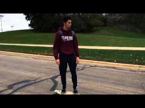Elgin High school Longboarding