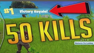 You won't believe what EPIC sent me in my mail! (FORTNITE 2) For getting 50 kills