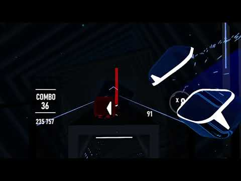 Playing Beat Saber In Gmod??? Comparison With Beat Saber