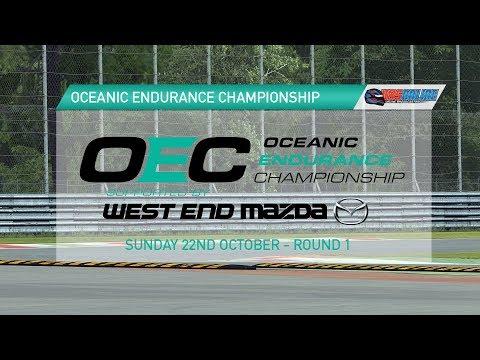 Oceanic Endurance Championship - Round 1