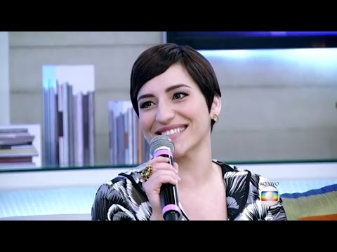 Encontro Com Fátima Bernardes - (3/11/2015) Simone Gutierrez