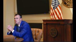 Stitt: Next course of action halting elective surgeries, not mask mandate