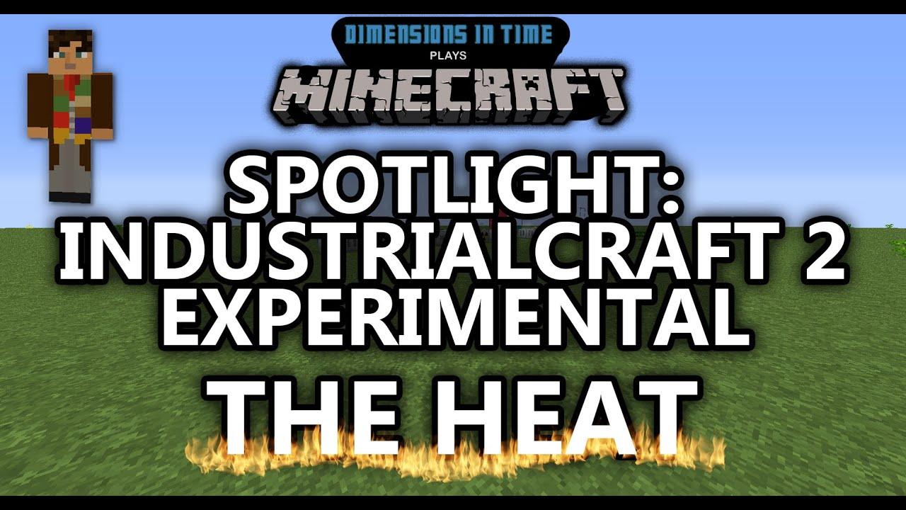 Spotlight Ic2 Experimental Heat Generatorachines