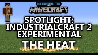 Spotlight: IC2 Experimental - Heat Generators and Machines