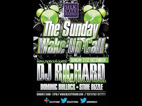 DJ Richard Live on Silk City Birmingham 21/12/2014 - Speed G