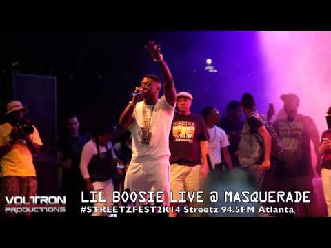 Lil Boosie Perform