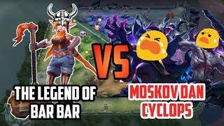 DONKEY SUKU BAR BAR TUTORIAL LOLITA PEMBURU CYCLOP/MOSKOV!!