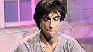 Iggy Pop pays tribute to Stiv Bator(s), June 1990