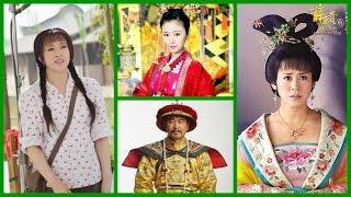10 sao Hoa ngữ 'cưa sừng làm nghé' khiến khán giả phát sợ
