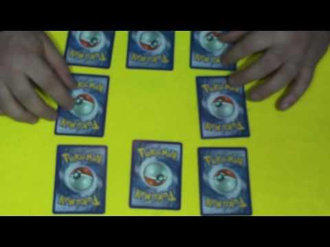 8 CARD FLIP - Fun Easy Interactive Magic Pokemon Card Trick Game Revealed