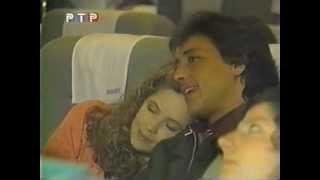 Gustavo Bermudez y Andrea Del Boca - Dos Amantes.avi