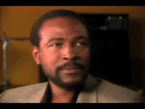 Marvin Gaye Interview 1983