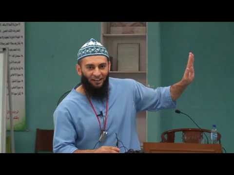 Sheikh Feiz QA1 - S40Q39: What does