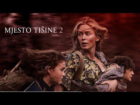 """MJESTO TIŠINE 2  60"""" Trailer    2021"""