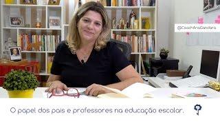 Coach Ana Gandara  - O papel dos pais e professores na educação escolar