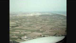 Landing Barcelona / BCN RWY 07 L - B737-800