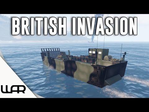 💥 BRITISH INVASION - Second Falklands War - Alternate History - Arma 3 - Episode 11