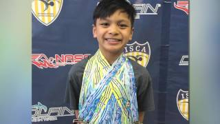 Young Fil-Am recognized as male swimmer of the year