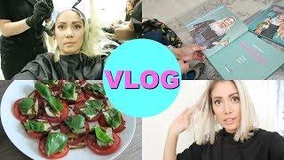 Friseur, ein Blick ins Kochbuch & Vegan Caprese | Follow my Weekend