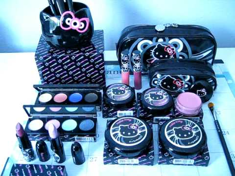 d460fb4af MAC Hello Kitty Haul - YouTube