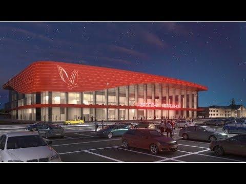 Строительство нового аэропорта в Челябинске