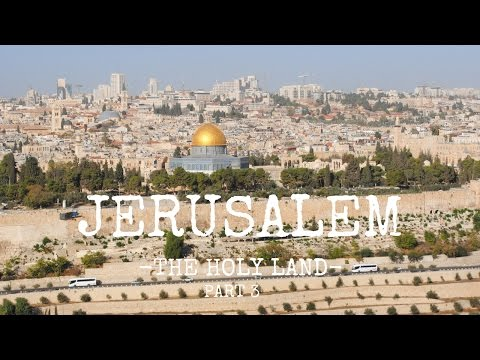 JERUSALEM OLD CITY - TRAVEL VLOG