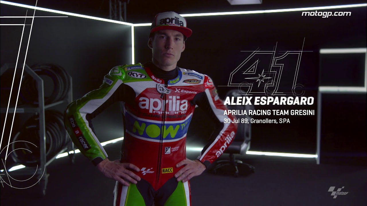 The rush, the speed, the will to win: This is Aleix Espargaro