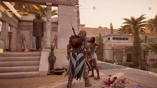 Live Stream - Assassin Creed Origins - Porn -