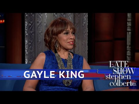 Gayle King Is Ready To Cover The Royal Wedding