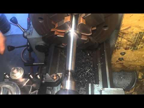 Spade Drill MT3 Adapter Part 2 Final