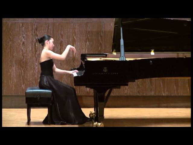 Chopin Nocturne No. 20 in C Sharp Minor, Op. Posth.Chanel Wang 14 Yr Old #1