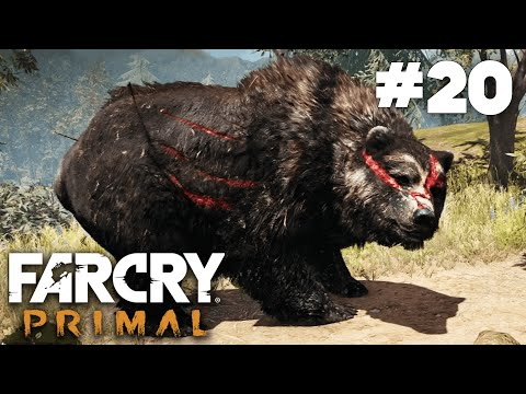 Far Cry : Primal | Episode 20 - Ours Balafré - Gameplay FR ( PS4 )