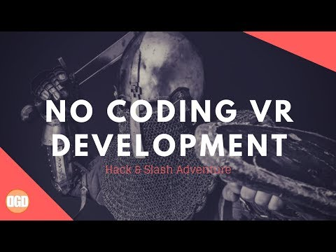 No Coding Unity VR Game Development - Part 5: White Boxing in Unity