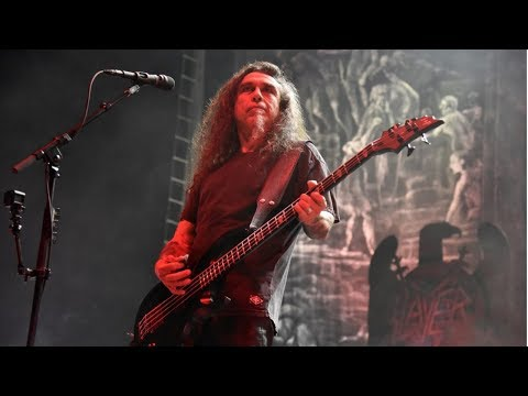 Slayer's Tom Araya Riles Snowflakes with Pro-Conservative Post!!!