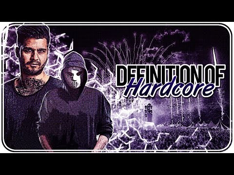 Definition Of Hardcore #1 ➤ with Angerfist & Furyan