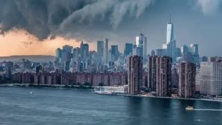 July 14, 2016 - New York City Storm (Video Compilation)
