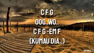 Andmesh - Kumau Dia (Lirik + Chord Gitar)
