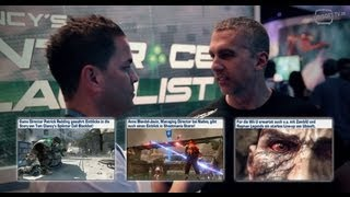 Ubisoft-TV - Show 08/2012 (Splinter Cell Blacklist, Assassin