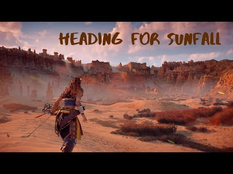 O.M.C. - Heading For Sunfall (Interlude) - Hard Atmospheric Ambient Trap Beat Instrumental - 동영상