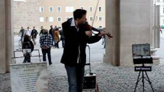 """My Heart Will Go On"" Electric Violin"